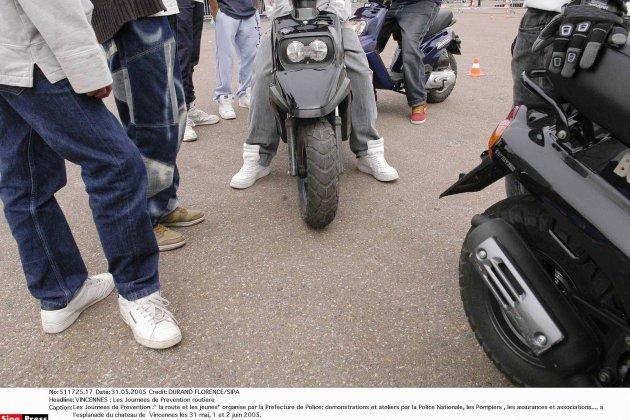 Le Havre: rodéo avec des scooters volés