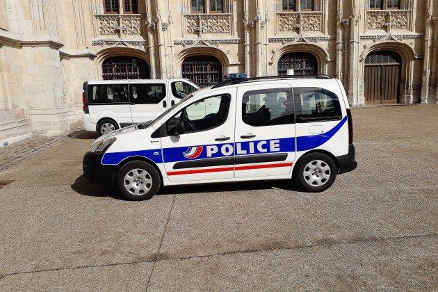 À Rouen, il menace de mort un magistrat pendant l'audience