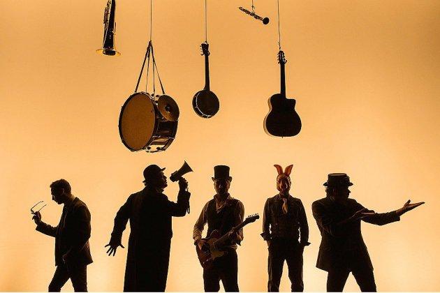 Nouveau spectacle musical pour Les fouteurs de joie près de Rouen