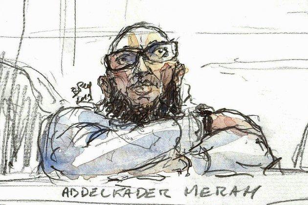Abdelkader Merah condamné à 30 ans de prison pour complicité des crimes de son frère
