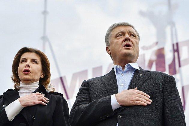 Ukraine: face à face à grand spectacle à deux jours de la présidentielle