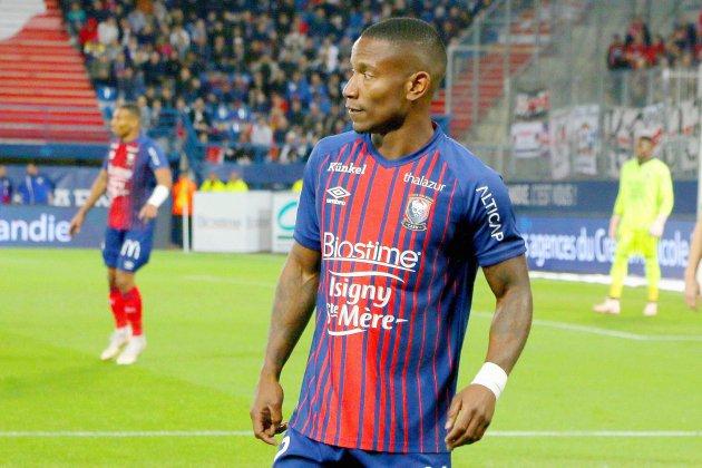 Football (Ligue 1) : l'agent de Claudio Beauvue réagit à la mise à l'écart du joueur à Caen