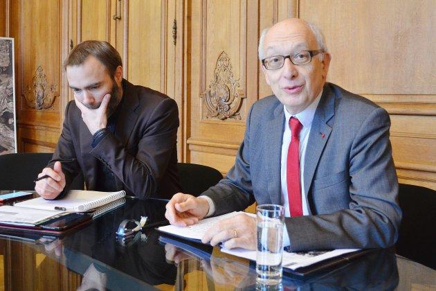 Yvon Robert, maire de Rouen, réagit à la suppression annoncée de l'ENA
