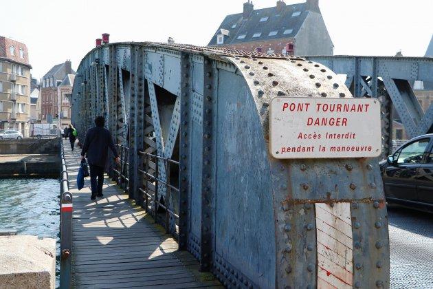 Le pont Colbert de Dieppe bientôt monument historique