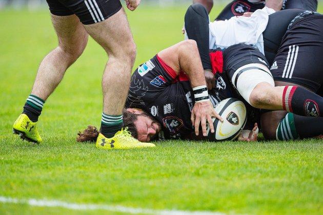 Rugby : une première défaite pour finir la saison régulière des Rouennais
