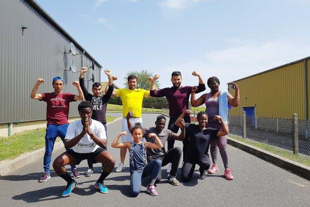 Hassane Yahya prône l'intégration par le sport