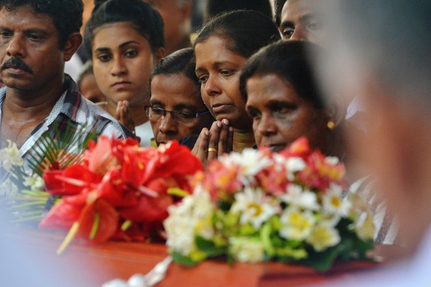 Le drame du Sri-Lanka