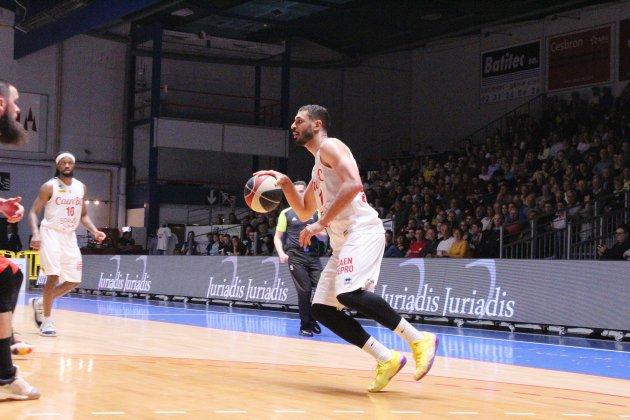 Basket (Pro B) : le Caen BC fait un pas vers le maintien à Nantes