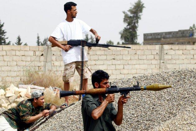 """Dans l'ouest de la Libye, des anti-Haftar se battent contre un """"nouveau Kadhafi"""""""