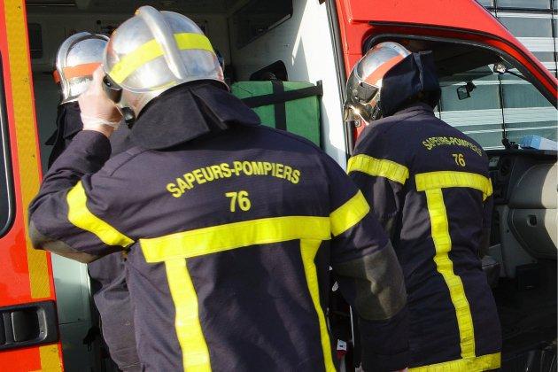 Dieppe : fuite de produits chimiques sur un camion au terminal transmanche