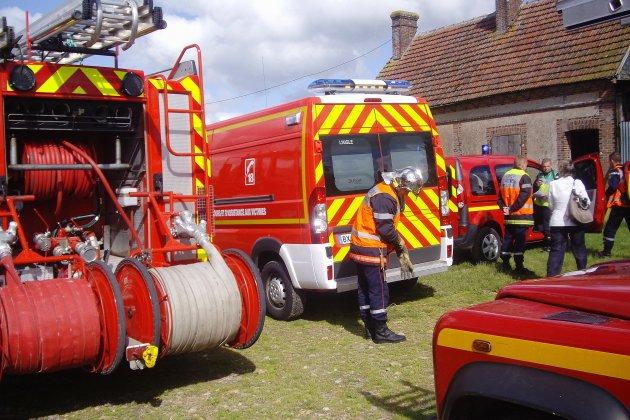 Urgent: les pompiers recrutent des volontaires sur le secteur de Chambois