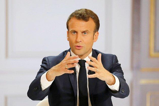 Macron propose de travailler plus pour payer moins d'impôts