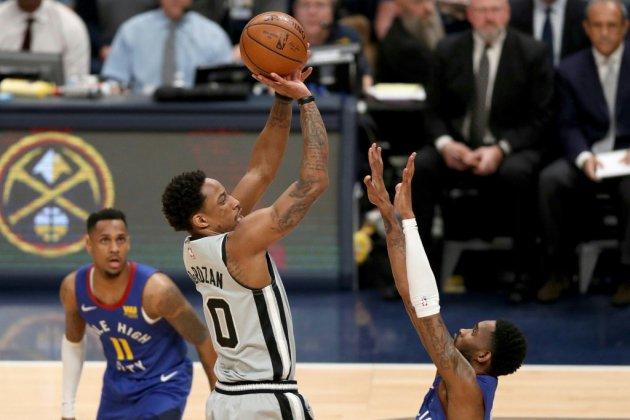 NBA: San Antonio écoeure Denver et arrache sa