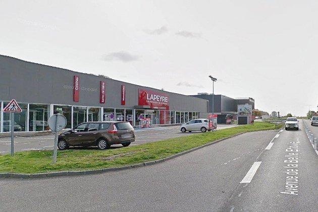 Près du Havre: tentative de cambriolage à Lapeyre