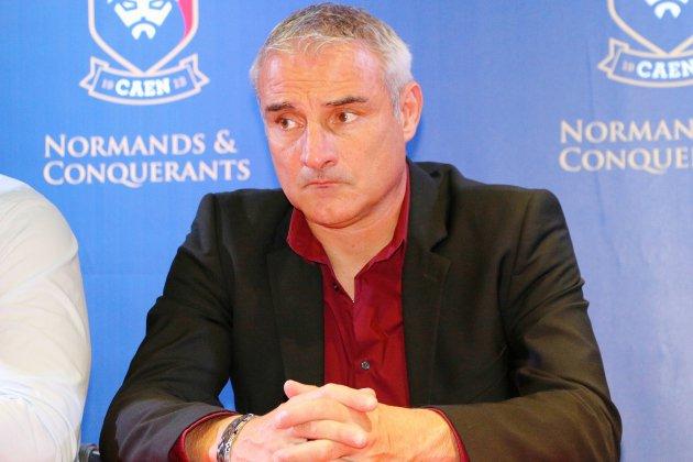 Football (Ligue 1) : Alain Caveglia s'en va, une nouvelle organisation du recrutementau SM Caen