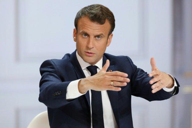 """Les manifs de """"gilets jaunes"""" après les annonces de Macron, test de leur mobilisation"""