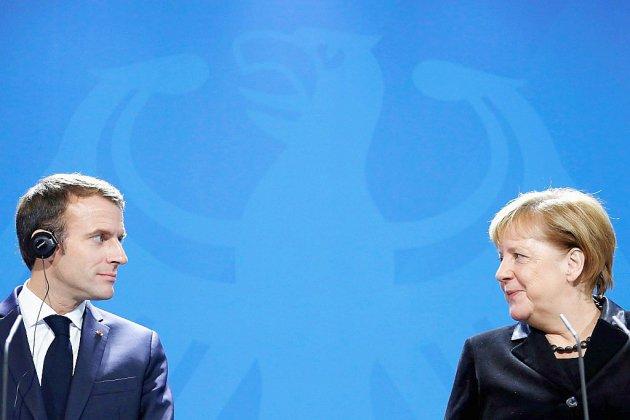 Macron et Merkel au chevet des Balkans