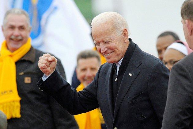 Joe Biden lance sa campagne dans un vieux bastion ouvrier de Pennsylvanie