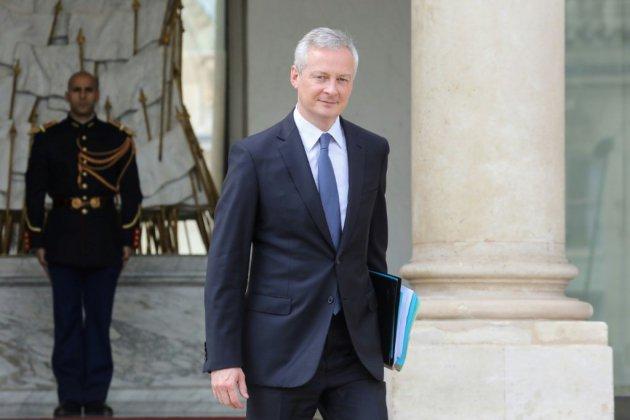 """La facture des mesures """"gilets jaunes"""" atteint 17 milliards d'euros, selon Le Maire"""