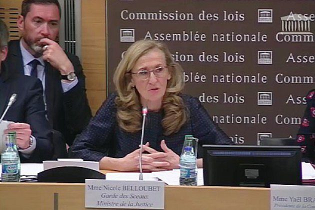 Agression à Condé/Sarthe : la Ministre de la Justice auditionnée à l'Assemblée nationale