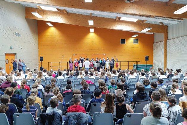 Éclats de voix fait chanter 25000 jeunes seinomarins