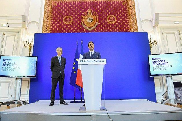 1er-Mai à Paris: l'exécutif annonce de la fermeté face aux risques de débordements