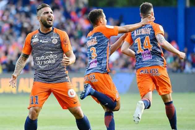 L1: Montpellier enfonce le Paris SG