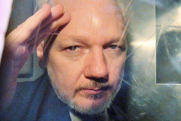La demande d'extradition d'Assange vers les Etats-Unis examinée jeudi