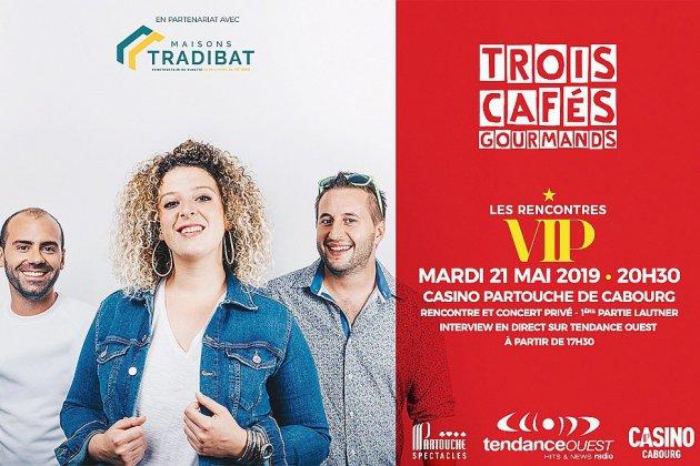 Cabourg: Trois Cafés Gourmands et Lautner aux Rencontres VIP du Casino