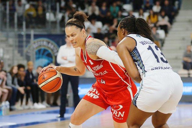 Basket (LFB) : Mondeville bute à Nantes et dit au revoir à la Ligue Féminine