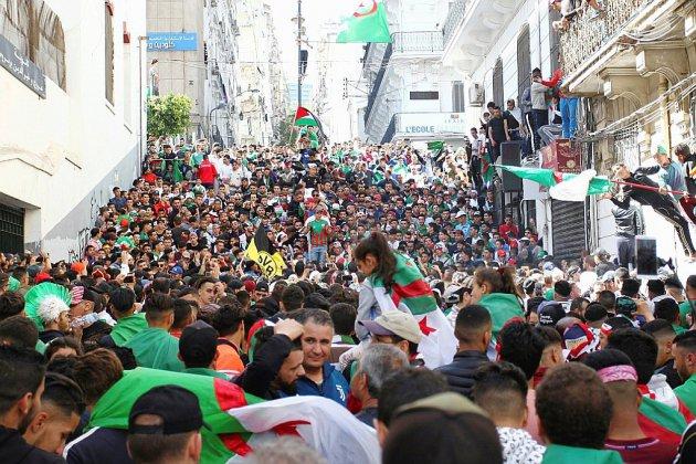 Nouveau vendredi de contestation en Algérie, le dernier avant le ramadan