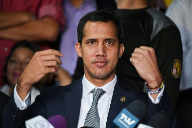 Venezuela: Guaido tente à nouveau de faire basculer l'armée dans son camp