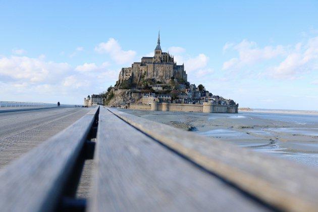 Manche: et si le Mont-Saint-Michel devenait une marque déposée?
