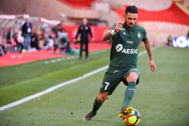 L1: Saint-Etienne enfonce Monaco et peut rêver de Ligue des champions