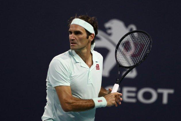 A Madrid, Federer referme la parenthèse sans terre