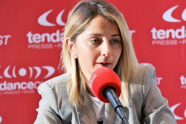 """[INTERVIEW] Anaïs Bounouar : """"le SM Caen est dans le bon tempo"""""""