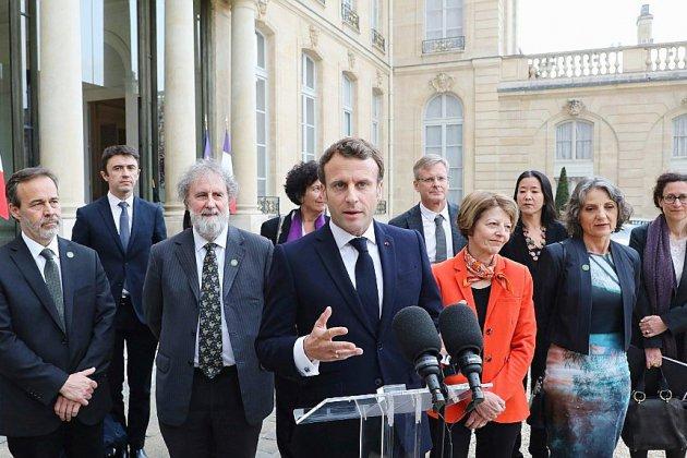 """Les mesures de Macron pour la biodiversité, du """"recyclage"""" pour les ONG"""