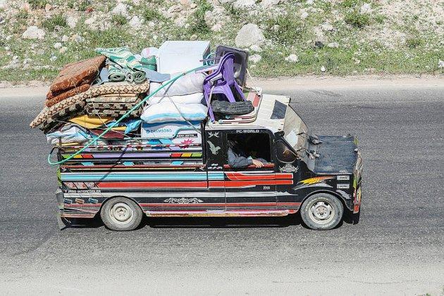 Syrie: plus de 150.000 déplacés en une semaine de frappes sur le nord-ouest (ONU)