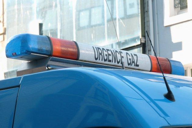 Le Havre: fuite de gaz après l'affaissement d'une rue