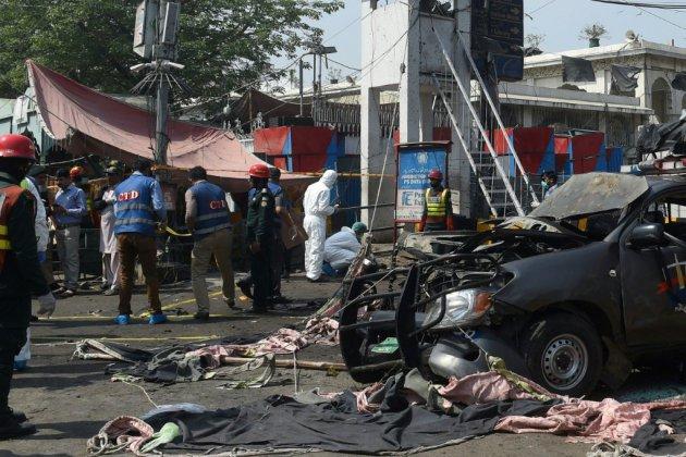 Pakistan: une explosion à Lahore fait au moins 5 morts et 24 blessés