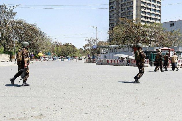Afghanistan: attaque talibane en cours contre une ONG à Kaboul