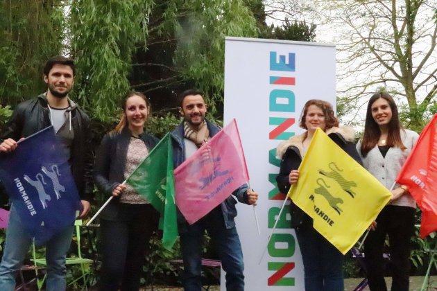 Cinq jeunes pour représenter la Normandie à travers le monde