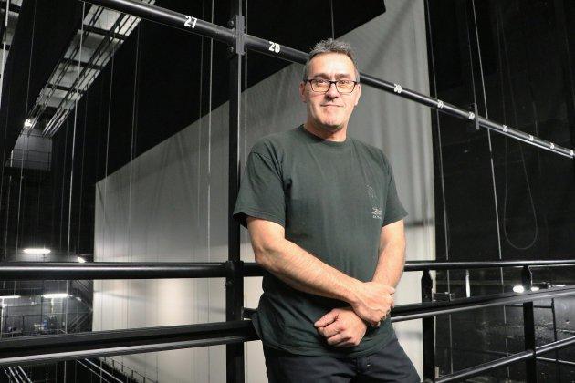 Xavier Goupil, chef d'orchestre de l'ombre au théâtre de Caen