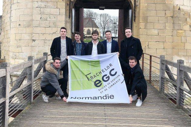 A Saint-Lô, ils viennent de lancer leur tour de l'ex Basse-Normandie