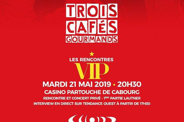 Jouez au Hit de la Salle de Bains pour applaudir Trois Cafés Gourmands