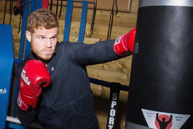 Un combat à la maison pour le boxeur saint-lois Maxime Beaussire