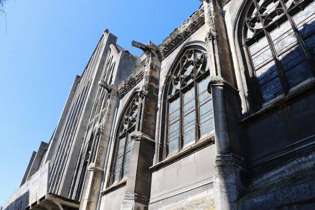 Rouen lance un appel à projets pour sauver quatre églises