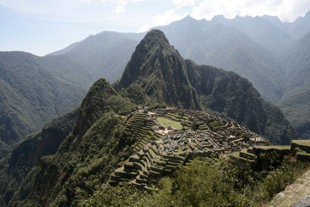 Pérou: l'accès des touristes à Machu Picchu va être limité