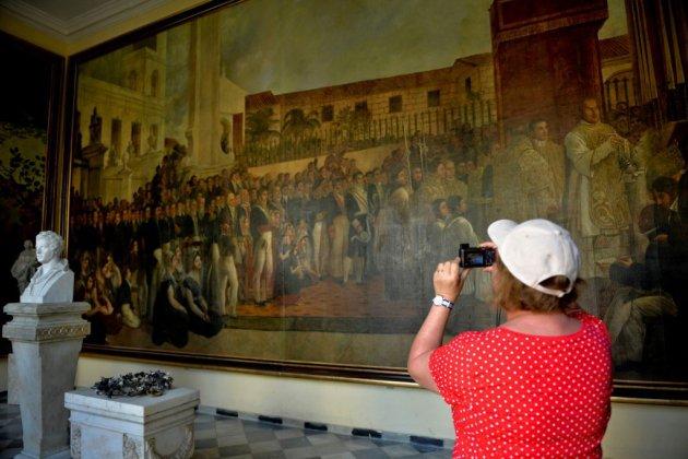 Vermay, le Français qui a peint la naissance de La Havane