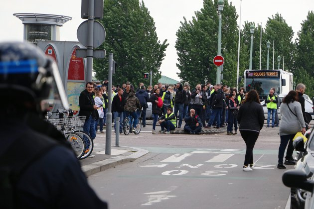 Gilets jaunes, acte XXVI : défilé sous tension à Rouen
